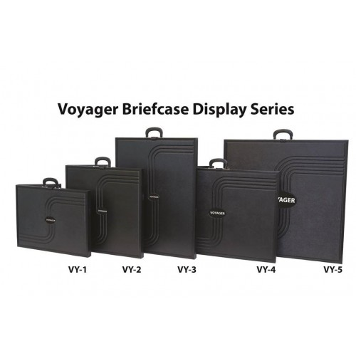 Voyager Mini Folding Panel Display